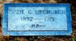 Ozzie Clinton Upchurch, Sr
