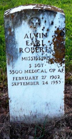Alvin Earl Robert