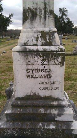 Cynisca <I>Sweatt</I> Williams