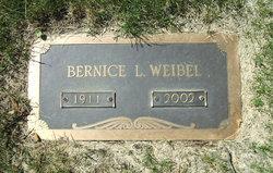Bernice Leone <I>Jensen</I> Weibel