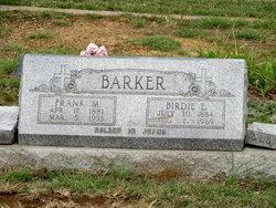 Francis Marion Barker