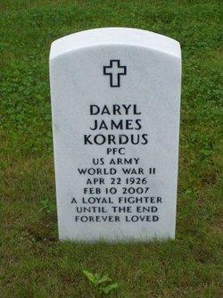 Daryl James Kordus