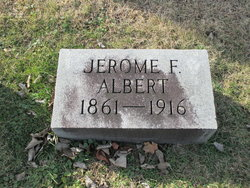 Jerome Foster Albert