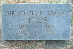 Christopher Angelo Fields