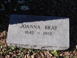 Joanna <I>McCray</I> Bray