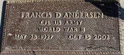 Francis Dale Andersen