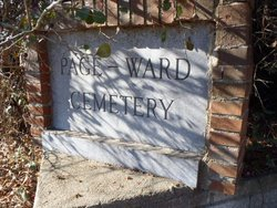 Page-Ward Cemetery