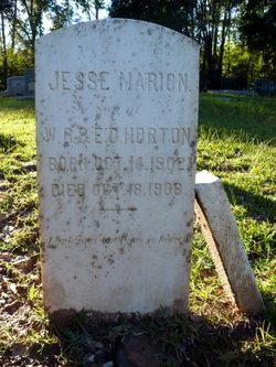Jesse Marion Horton