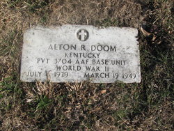 Alton Ray Doom