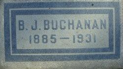 B J Buchanan