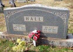 Bettie <I>Goodman</I> Hall