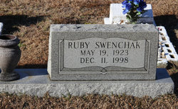 Ruby Ree <I>Taylor</I> Swenchak