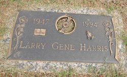 Larry Gene Harris