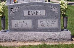 Leo Clark Baker