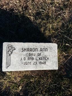 Sharon Ann Keitch