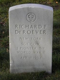Richard F Deroever
