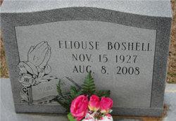 Eliouse <I>Kilgore</I> Boshell