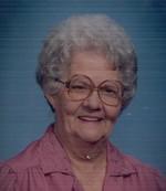 Bernice <I>Goff</I> Byrd