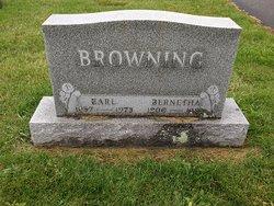 Bernetha Ellen <I>Nash</I> Browning
