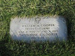 William B Cooper