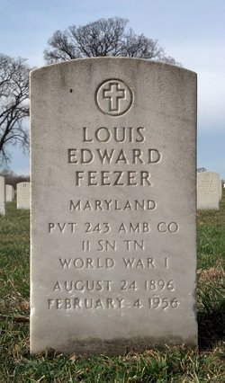 Louis Edward Feezer