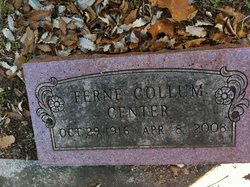 Ferne <I>Collum</I> Center