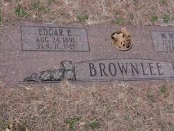 Edgar Elmer Brownlee