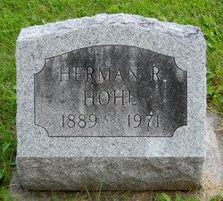 Herman R Hohl
