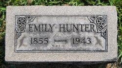 Mary Emily <I>Shepard</I> Hunter