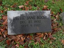 Pattie Jane <I>Noel</I> Bogie