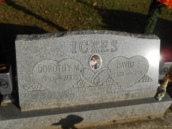 Dorothy Marie Ickes