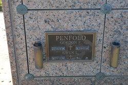 Gordon Frank Penfold