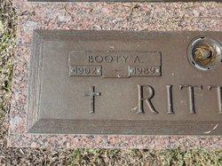 Booty Augustus Ritter
