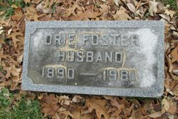 Orie F. Foster