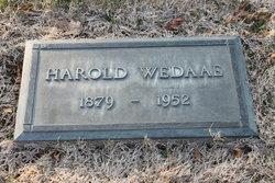 C. Harold Wedaae