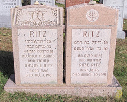 Rose <I>Klein</I> Ritz