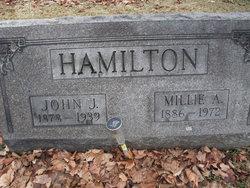 """Mildred A. """"Millie"""" Hamilton"""