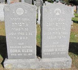 Hyman W. Klein