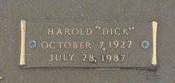 """Harold """"Dick"""" Smith"""