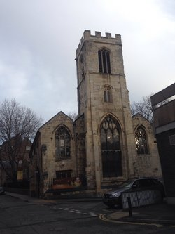 St Saviour Churchyard