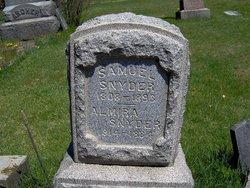 Mrs Almira Stephens Snyder