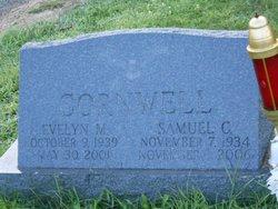 Evelyn M <I>Kirk</I> Cornwell