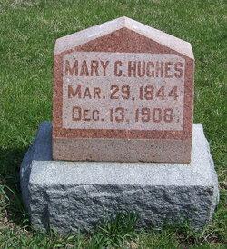 Mary C. <I>Dally</I> Hughes