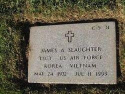 James Albert Slaughter