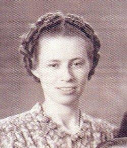 Edith Marie <I>Klos</I> Quance