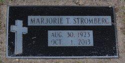 Marjorie Theresa Stromberg