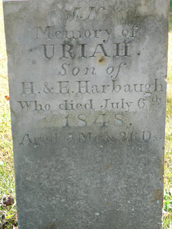 Uriah Harbaugh