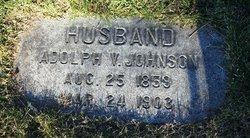 Adolph V. Johnson