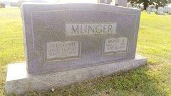Freeman David Munger