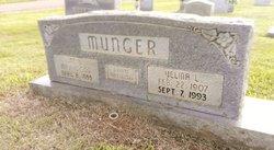 Velma L. <I>Spurlin</I> Munger